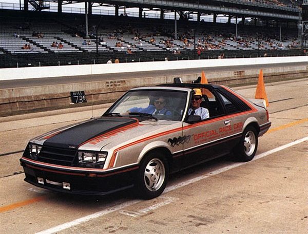 WANTED - 1979 Indy Pace Car Mustangs